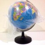 ลูกโลกขนาดเส้นผ่าศูนย์กลาง 21.4 cm.แบบไม่ใส่ถ่าน