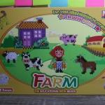 ตัวต่อลูกปัดชุดฟาร์ม