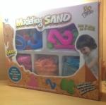 ชุดทรายของเล่นและแม่พิมพ์