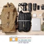 กระเป๋ากล้องbackpack แบบไหนเหมาะกับไลฟ์สไตล์ของคุณ