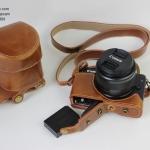 เคสกล้องCanon EOS M10 ฐานเปิดได้
