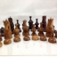 ชุดหมากรุกตัวหมากรุกไทยไม้สักชุดภูคาพร้อมกระดานไม้สักวิเชียรชัยชาญพร้อมกล่องไม้สัก thumbnail 4