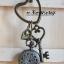ของขวัญให้แฟน นาฬิกาพวงกุญแจบอกรัก Love Letter Key