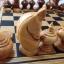 ชุดกระดานหมากรุกไทยแบบพกพา(งานไม้ก้ามปู) thumbnail 11