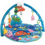 Fisher Price - Disney Baby Finding Nemo Undersea Adventure Gym - Play mat with Lights & Music