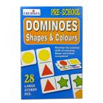Dominoes - Shapes & Colours