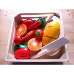 รหัสสินค้า 372 / Fruit Game - หั่นผัก-ผลไม้ประกอบอาหาร (อ่านรายละเอียดด้านใน)