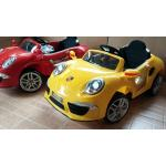 รถแบตเตอรี่เด็ก Porsche 911 หน้าจอ Touch screen