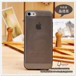 เคส iPhone5 - iSikey Unique Style - สีดำ