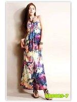 พรีออเดอร์ Maxi dress ต้อนรับซัมเมอร์