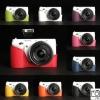 กระเป๋ากล้องSONY NEX-F3 หนังแท้TP