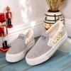 [พร้อมส่ง] รองเท้าผ้าใบแฟชั่น รองเท้าผู้หญิง สไตล์เกาหลี ไซล์ 35-39