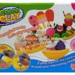 แป้งโด ชุดทำไอศกรีม กล่องกลาง