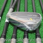 TAYLORMADE ROCKETBLADEZ HL IRON SET 5-PW & AW (7PC) ROCKETFUEL 65 FLEX LITE