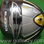 COBRA FLY-Z BLACK DRIVER / MATRIX VLCT-SP 60 FLEX S