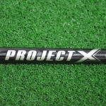 "NEW PROJECT X 6.5 BLACK SHAFT UNCUT 46"" FLEX X"