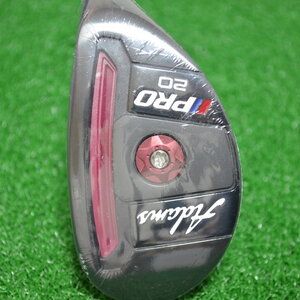 NEW ADAMS PRO HYBRID 20* #3H ALDILA TOUR RED ATX 75H FLEX R