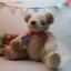 ตุ๊กตาหมีผ้าขนแกะขนาด 23 cm. - Banoffee thumbnail 6