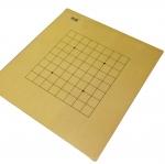 กระดานหมากล้อมไม้ไผ่9x9และ13x13เส้น (ความยาว 30 ซม.)