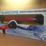 ของเล่นกล้องดูดาว(Telescope)(No.6608A)