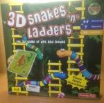 บันไดงู3มิติ (3D Snake Ladders) (No.707-26)