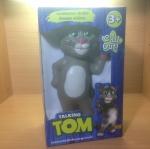 ตุ๊กตาแมวทอมพูดได้สองภาษา