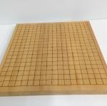 กระดานหมากล้อมและกระดานหมากรุกจีนไม้หนา3cm.