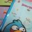 แฟ้มพร้อมสันปกแข็งพลาสติก A4 Angry Bird thumbnail 1
