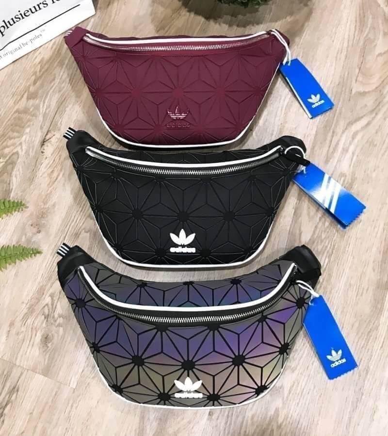 b1a34396594577 Adidas Originals 3D Mini Airline (ISSEY MIYAKE Style Shoulder Bag)  กระเป๋าสะพายสไตล์สปอร์ต