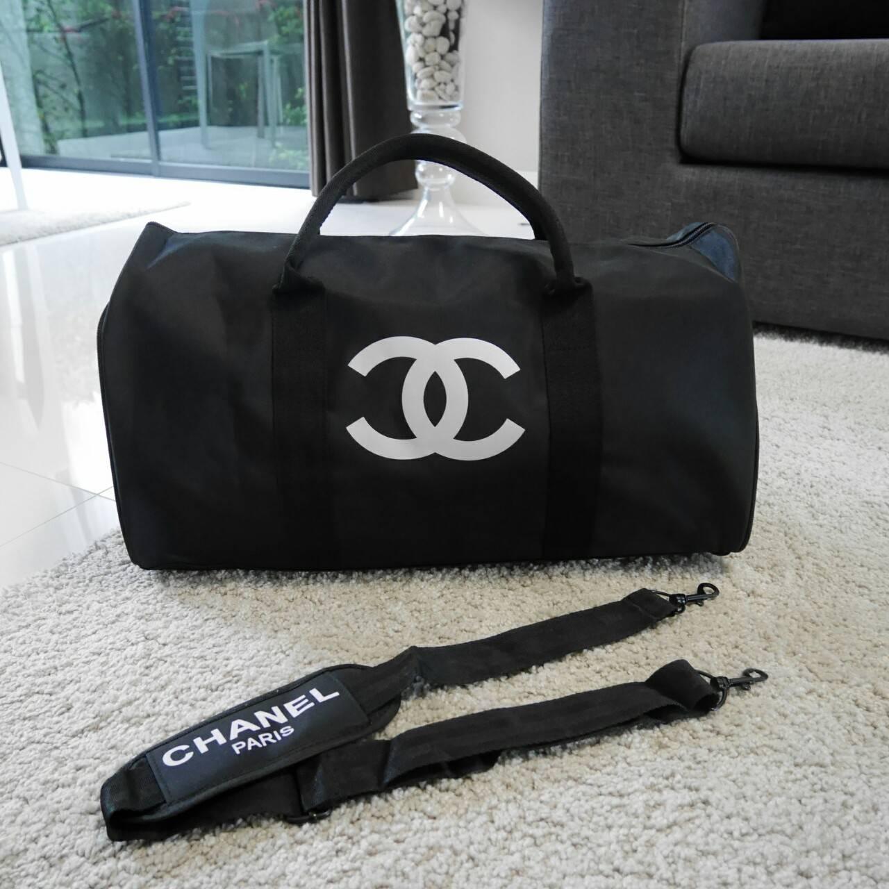84220f4eb17 Chanel Travel Bag Gym   ReGreen Springfield